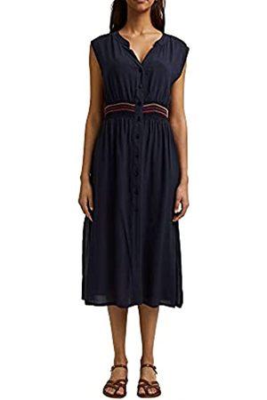 Esprit Hemdblusenkleid aus LENZING™ ECOVERO™