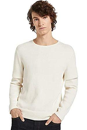 TOM TAILOR Herren Zickzack Basic Pullover