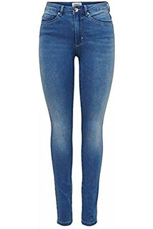 ONLY Female Skinny Fit Jeans ONLROYAL Life HW M30Light Medium Blue Denim