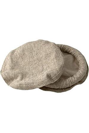 Famz tee Afghani handgefertigte Mütze Chitrali Pakol Cap Peshawari Geschenk 100% Wolle - - Mittel