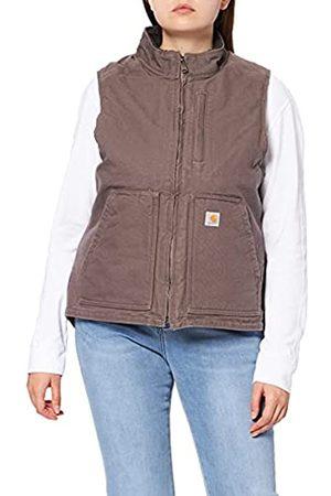 Carhartt Damen Sherpa Lined Mock Neck Vest