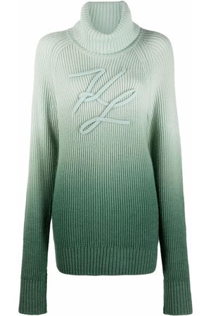 Karl Lagerfeld Pullover mit Farbverlauf