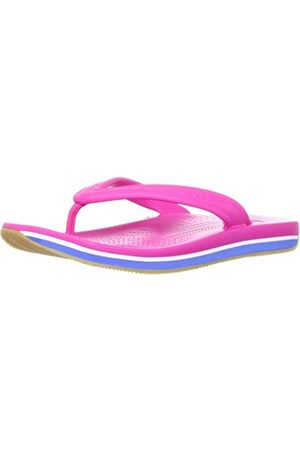 Crocs Unisex-Erwachsene Retro Flip-flo Zehentrenner, Pink (Fuchsia/Sea Blue)