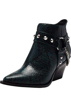 Jessica Simpson Womens Zayrie Fashion Boot, Rainforest Green