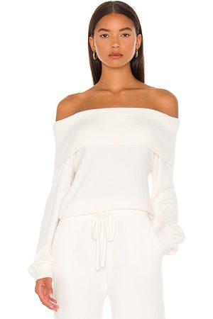 Bobi BLACK Fuzzy Sweater in . Size XS, S, M.