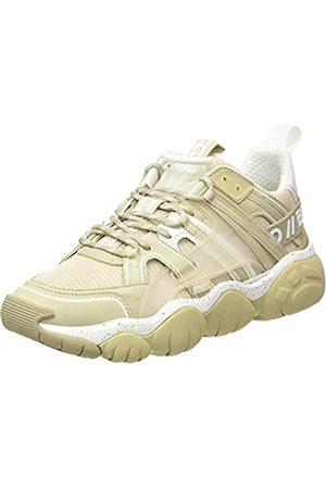 Buffalo Damen OARBIS Hike Sneaker, Cream/White