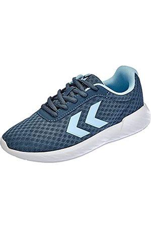 Hummel Unisex-Erwachsene Legend Breather Sneaker, China Blue/AIRY Blue