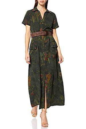 Desigual Womens Vest_Amsterdam Casual Dress, Green