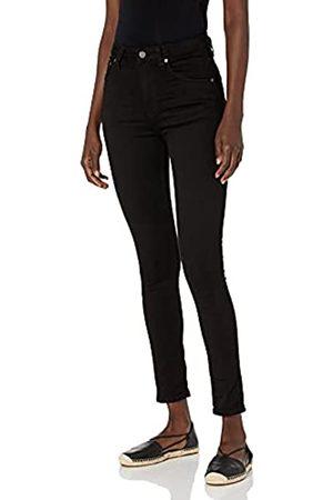 Nudie Jeans Damen Hightop Tilde Raven Black Jeans