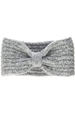 PIECES Damen PCPYRON Structured Headband NOOS BC Stirnband, Light Grey Melange