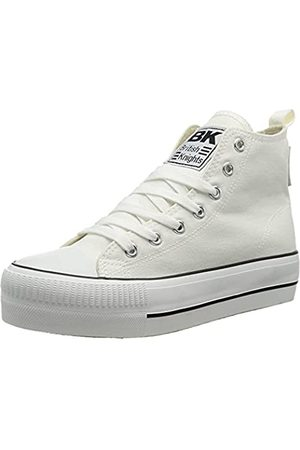 British Knights Damen Kaya MID Sneaker, White