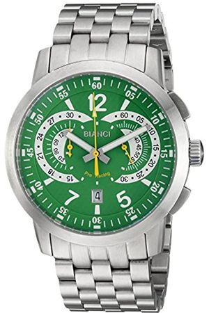ROBERTO BIANCI WATCHES Herren analog Quarz Uhr mit Edelstahl Armband RB70961