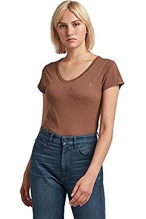 G-Star Womens Eyben Slim V-Neck T-Shirt