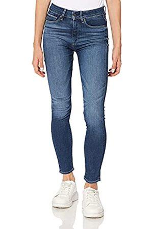 G-Star Damen 3301 Ultra High Waist Super Skinny Jeans