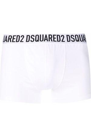 Dsquared2 Shorts mit Logo-Bund