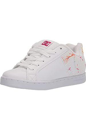 DC Damen Court Graffik Damenschuh Low Sneakers, /Mehrfarbig