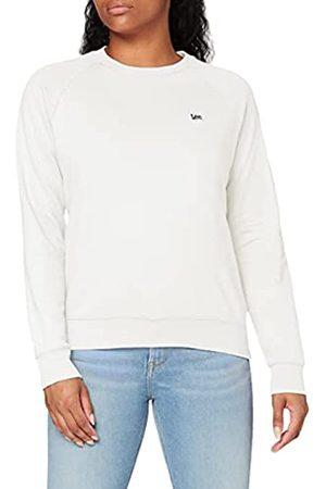 Lee Womens Plain Crew Neck SWS Sweater