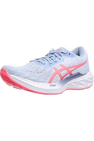 Asics Damen DYNABLAST 2 Road Running Shoe, Mist/Blazing Coral