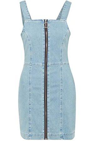 Mavi Damen Zip Detail Dress Kleid