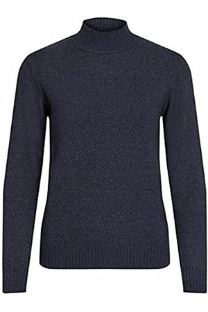 VILA Clothes Damen VIRIL L/S Turtleneck Knit TOP-NOOS Rollkragenpullover