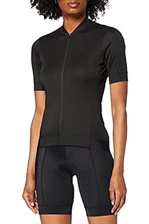 Craft Damen Essence Jersey W Trikot, Black