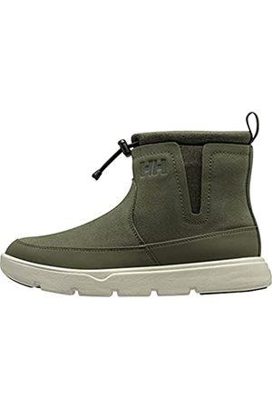 Helly Hansen Damen W Adore Boot Sneaker, Utility Green/Beluga