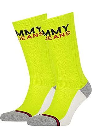 Tommy Hilfiger Unisex-Adult Tommy Jeans Vintage Cut Socks Kneehigh