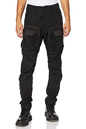 G-Star Mens 3D Straight Tapered Cargo Pants