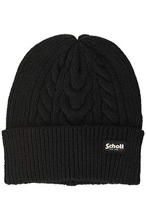 Schott NYC Herren Hatbruce Beanie Mütze