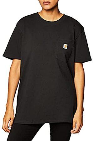 Carhartt Damen K87 Workwear Pocket Short Sleeve T-shirt Work Utility T Shirt