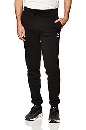 PUMA Herren Classics Sweatpants Trainingshose, Black
