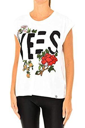 Desigual Damen TS_YES T-Shirt