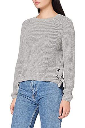 Mavi Damen Eyelet Sweater Sweatshirt