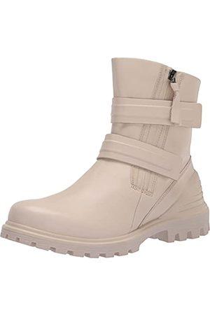 Ecco Damen Tredtray Moto Mode-Stiefel, -Limestone