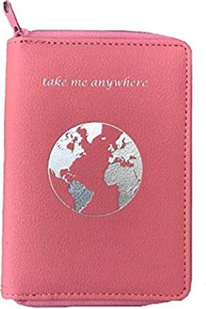 lovie style Handy-Portfolio, Business- und Reise-Portfolio, mit integrierter Powerbank, Reißverschluss und nachfüllbarem Pad, professionelles Organizer, Padfolio
