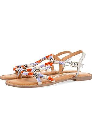Gioseppo Damen Belvidere Flache Sandale