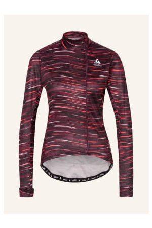 Odlo Damen Shirts - Radtrikot Zeroweight Ceramiwarm violett
