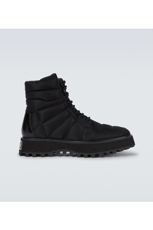 Dolce & Gabbana Gesteppte Ankle Boots