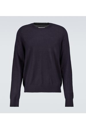 Maison Margiela Strickpullover - Pullover aus Wolle