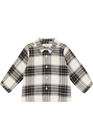 BONPOINT Baby Hemd aus Baumwoll-Twill