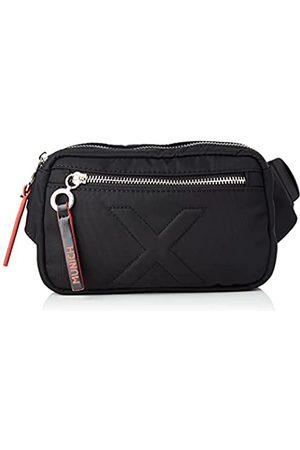 Munich Neon Bum Bag Black/Red, Bags für Damen