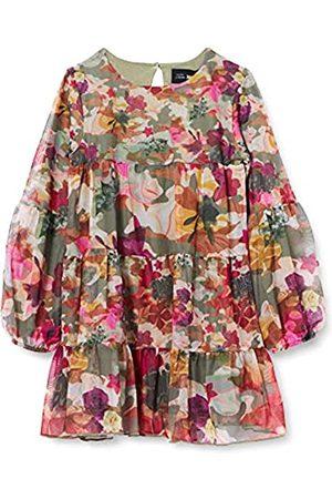 Desigual Girls Vest_NEUS Casual Dress, Green