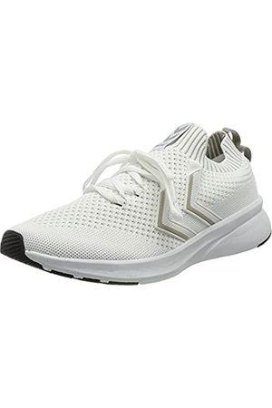 Hummel Damen Flow Seamless Sneaker, White
