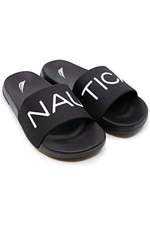 Nautica Women's Athletic Slide, Shower Shoe,Beach Sandal