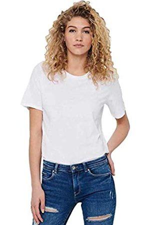 ONLY Damen ONL Life S/S TOP NOOS 2 Pack T-Shirt