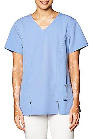 Dickies Damen Xtreme Stretch V-Ausschnitt Scrubs Shirt - - X-Klein