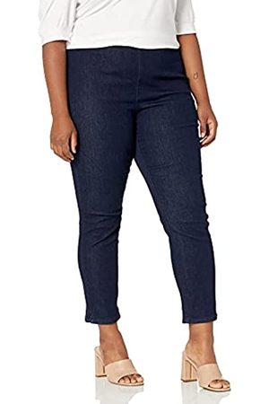 NYDJ Damen Plus Size Pull ON Skinny Ankle with Side Slits Jeans
