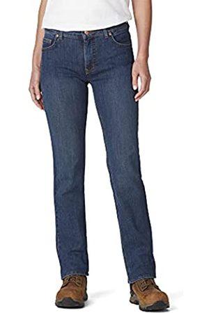 Dickies Damen Perfect Shape Denim Straight Stretch Jeans