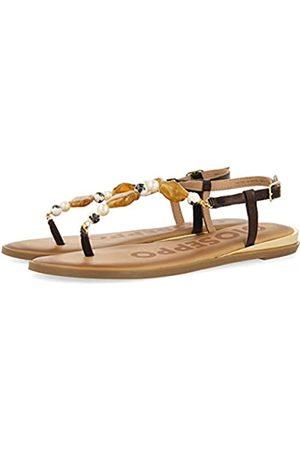 GIOSEPPO Damen Delta Flache Sandale
