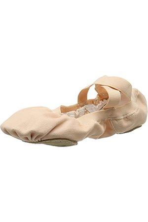 Bloch Damen Pro Elastic Tanzschuhe-Ballett